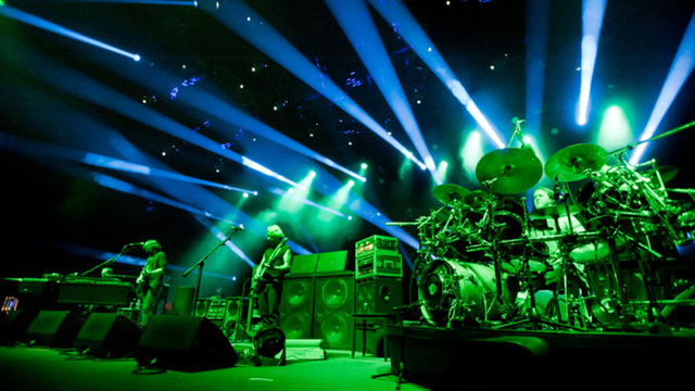 """Phish - 6/10/11 """"The Curtain With"""""""