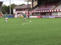 Damian McCloskey Goal v Germans, Solitude June 11