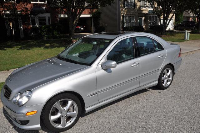 Mercedes Of Atlanta >> 2006 Mercedes C230 sport sedan silver & gray Atlanta Ga on Vimeo