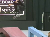 STREET LEAGUE KANSAS CITY - FINAL TRICKS - BIG SECTION
