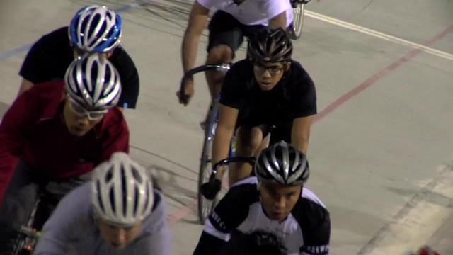 To Live & Ride in L.A. - Velodrome