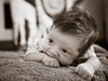Campisano Infant Portrait, Scottsdale, Arizona