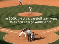High Expectations: U.Va. Baseball