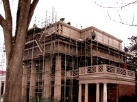 Top Stories of 2009: Historic Restoration of Pavilion X