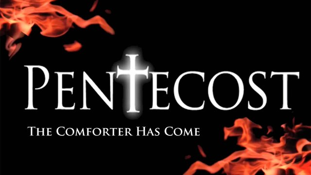 06 12 11 Pentecost The Comforter Has Come Dave