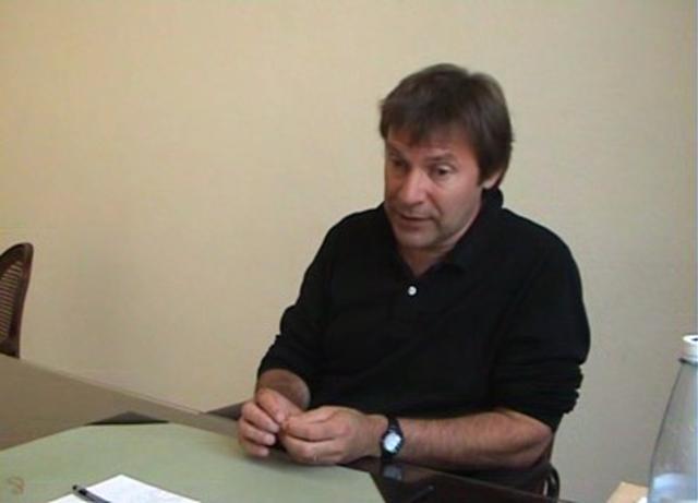 Interview à Jean Cornil on Vimeo