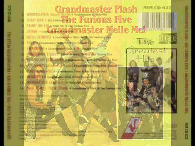 Grand Master Flash The Furious Five New York New York