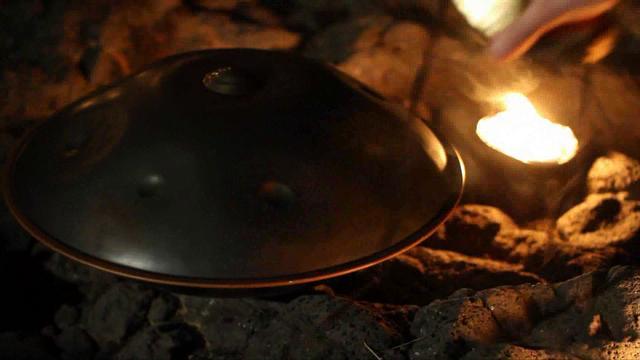 Marco Selvaggio - Maschera di Cenere (Hang Drum)