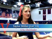 A Look Inside U.Va. Cheerleading