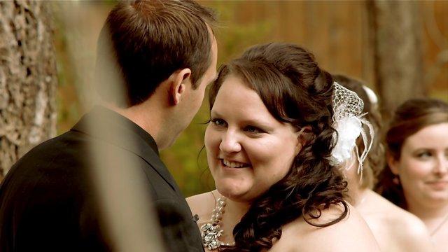 Gillian Brandon Vintage Spring Wedding Trailer