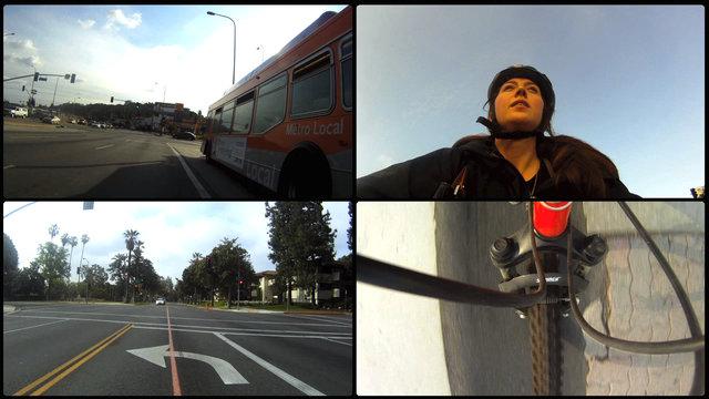 6 Bikes • 1 Camera | L.A.