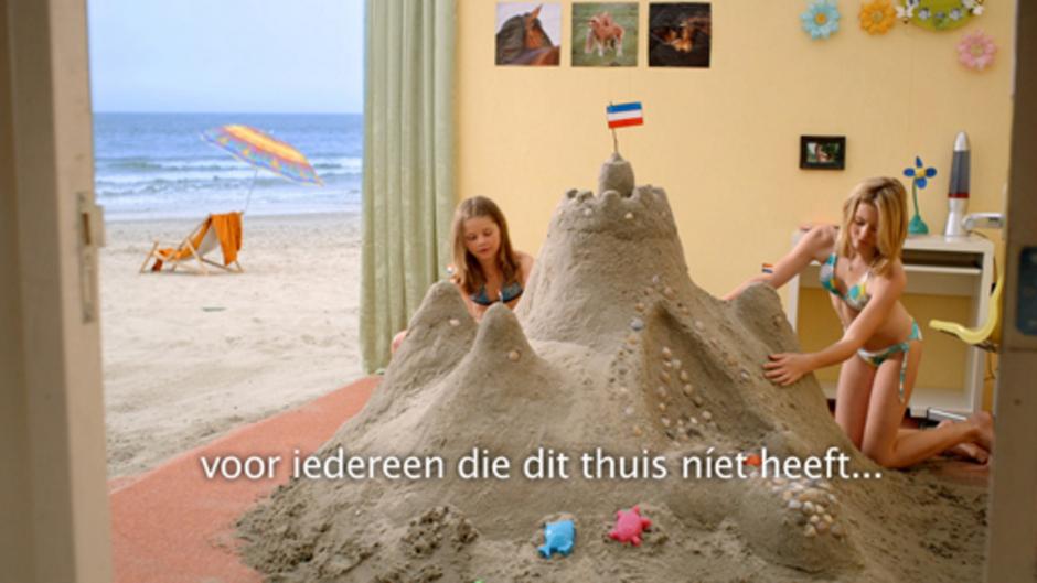 Zandkasteel (Roompot Vakanties)