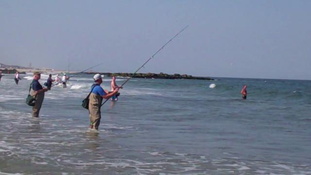 Surf fishing in spring lake nj 2011 on vimeo for Surf fishing nj