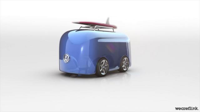 "Volkswagen People''s Car Project ""Morphing"""