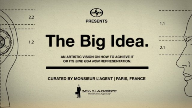"Video | Scion presents ""The Big Idea."""