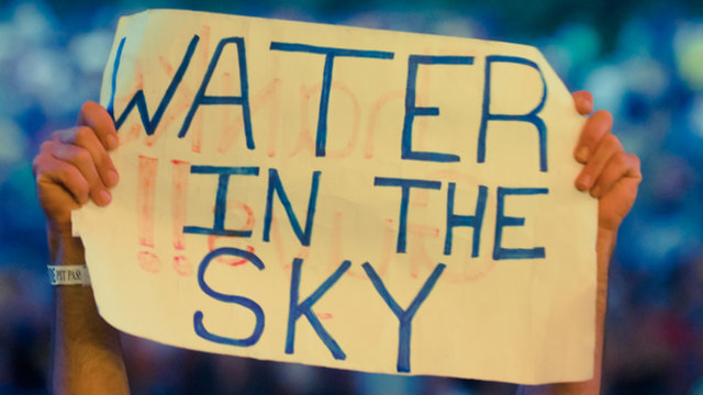 "Phish - 6/15/11 ""Water In The Sky"""