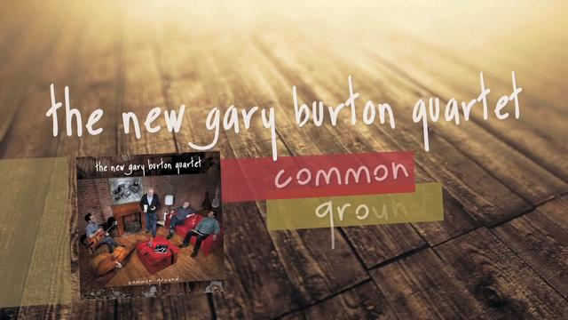 Gary Burton Quartet - Common Ground - Interview Antonio Sanchez