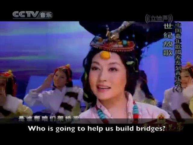 """""""Laundry Song"""" Performed by Peng Liyuan on Vimeo"""