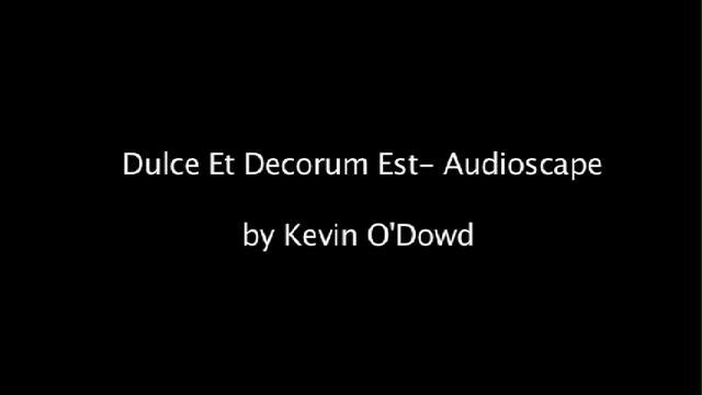 dulce et decorum est by wilfred owen essay
