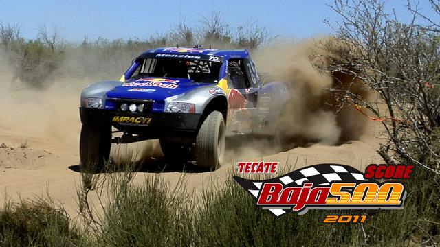 Race-dezert.com video coverage of the 2011 Tecate SCORE Baja 500