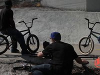 Protagonist BMX DSLR Shoot