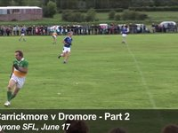 Carrickmore Comeback v Dromore