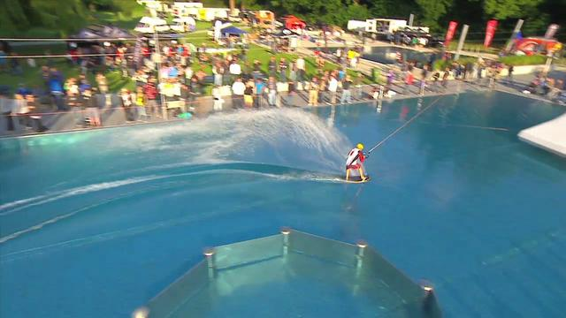 2nd Place Wakeskate - Jan Kissmann GER