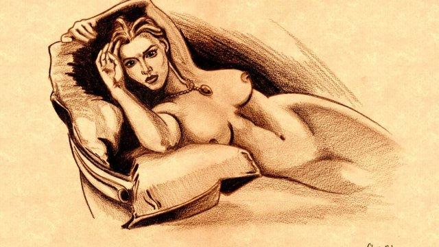 indan married woman nude