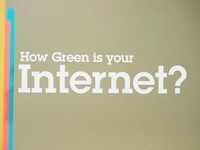 How Green Is Your Internet