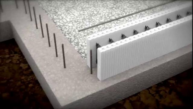 Concrete Foam Forms House Plans