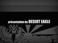 Rotule Desert Eagle Visualization