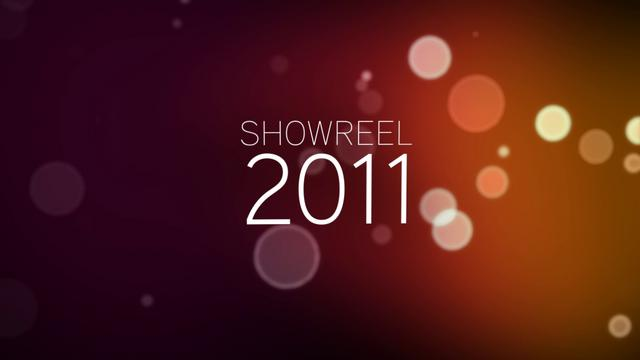 Prototype Showreel 2011