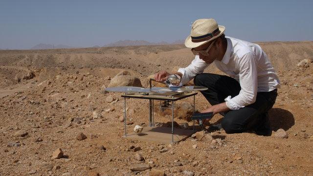 Markus Kayser -  Sun Cutter Project