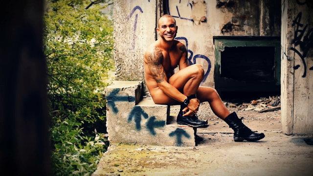 JORGE JIMÉNEZ [Mr Gay Bizkaia 2011] - promo