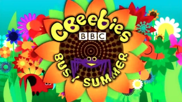 CBeebies Summer 2009 Promotion