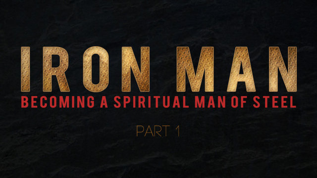 6/12/11 - Iron Man Series Pt. 1