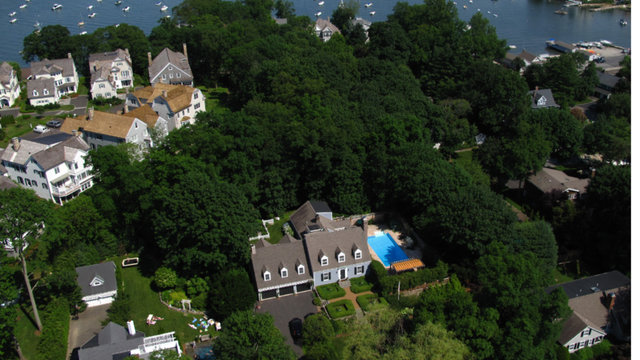Real Estate Aerial Video tour & Photography Connecticut