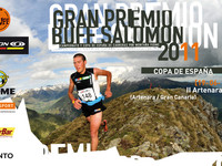 GPBS Copa y Campeonatos de España de Carreras por montaña 2011 - ARTENARA (GRAN CANARIA)