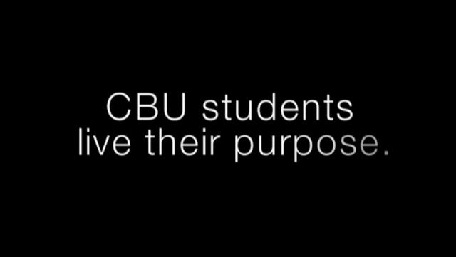Cbu Scholarship Testimonials On Vimeo