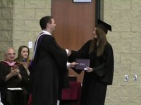 Commencement Highlights, 2011: Trinity River Ridge