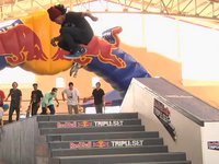 BONES WHEEL TEAM - RED BULL TRIPLE SET