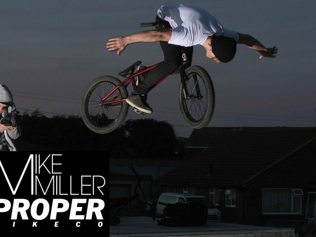 Просмотров: 11.  ProperBikeCo.  Mike Miller 09 edit.
