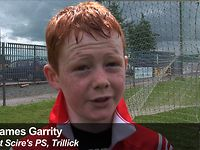 Kids Talk - Donegal v Tyrone