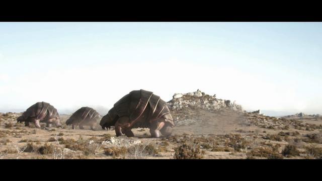Thomas BECKER - Demoreel 2011 - Animation (creatures)