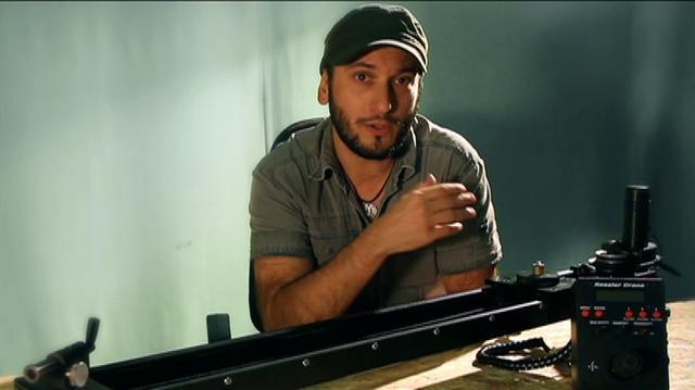 Carlos Lascano Stop Motion Tutorial With CineSlider