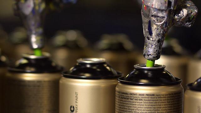 Montana Cans - Birth of a Spraycan