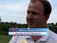 Martin Winters: Golfing For Life