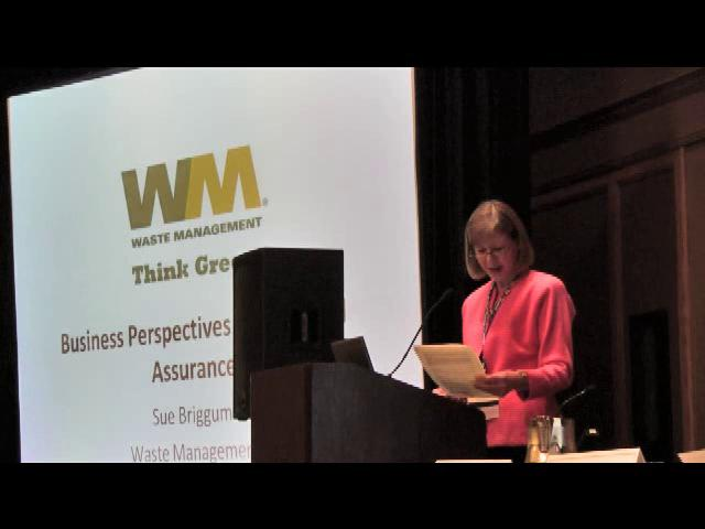 2011 Mid-Year Meeting: Financial Assurance - Industry Perspectives