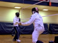 Sabers at Dawn- the UVA Fencing Club