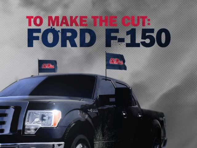 "Ford F-150 Ole Miss ""Rant"""